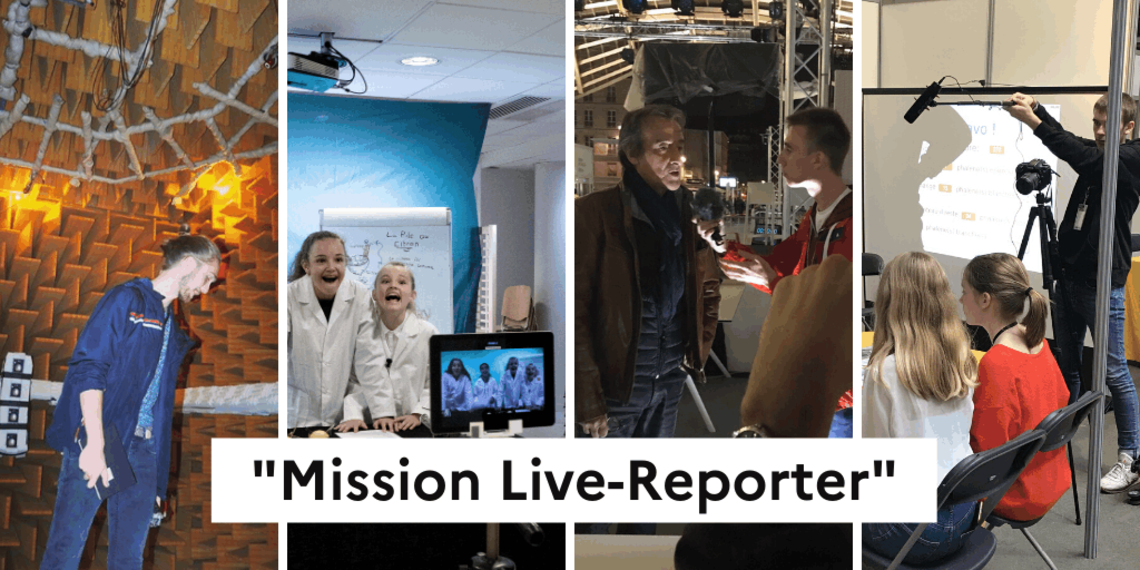 Xl mission live reporter 1301855