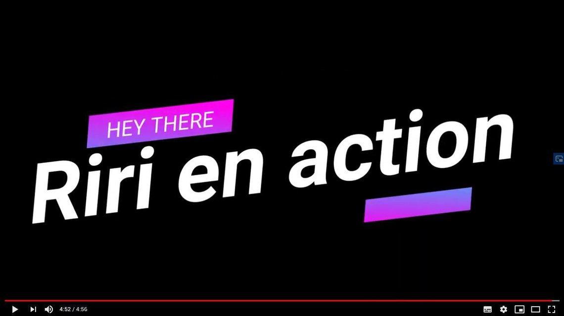 Le Lancement De La Chaine Youtube Riri En Action Echosciences Provence Alpes Cote D Azur