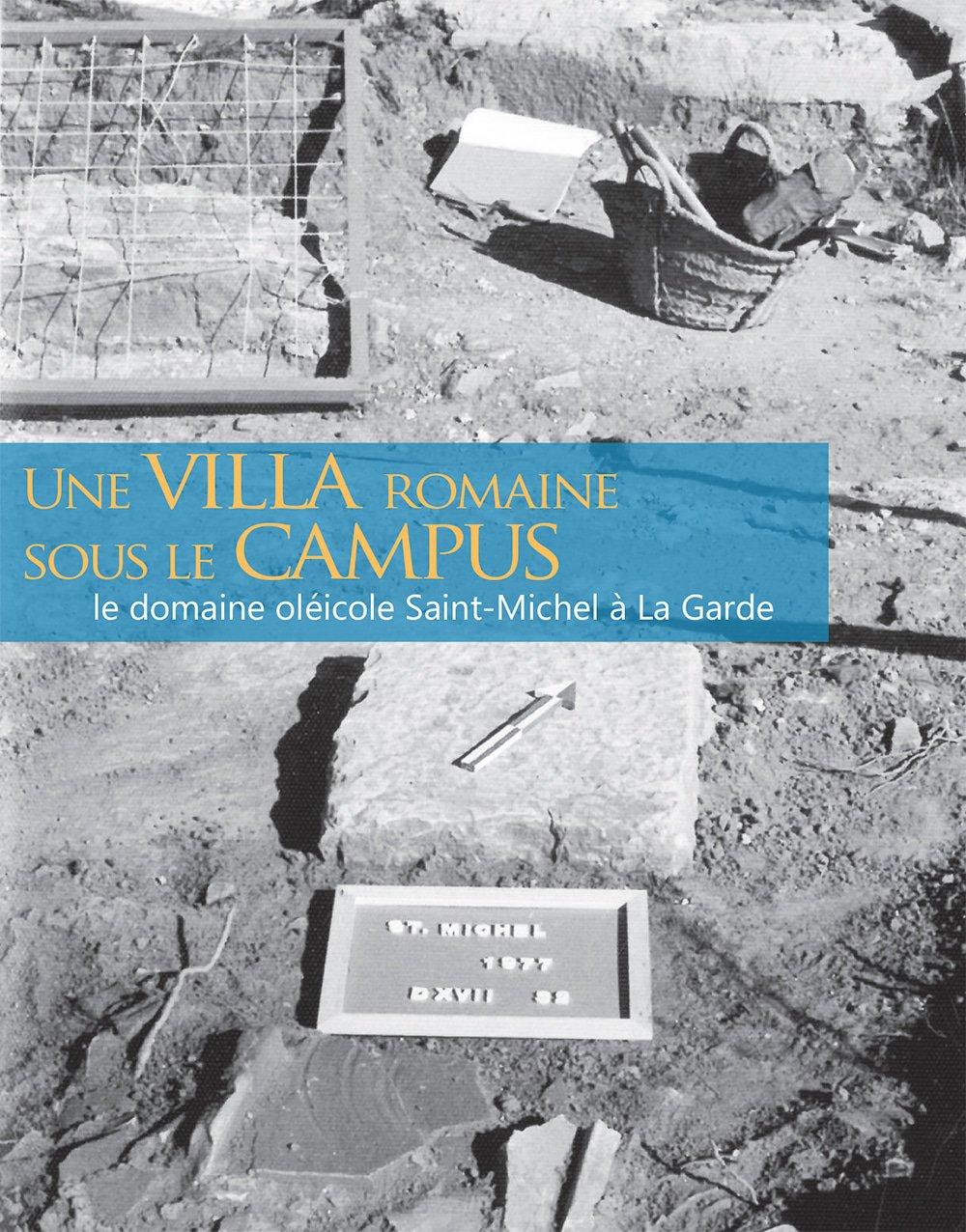 inauguration de l exposition une villa romaine sous le campus le domaine ol icole saint michel. Black Bedroom Furniture Sets. Home Design Ideas