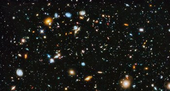 Xl ultra deep field hubble