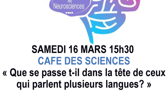 Lg caf  science bilingue 16 mars 2019