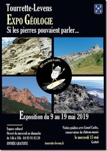 Xl affiche geologie expo 1
