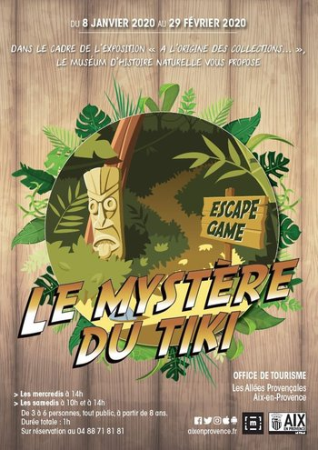 Xl escape game   le mystere du tiki